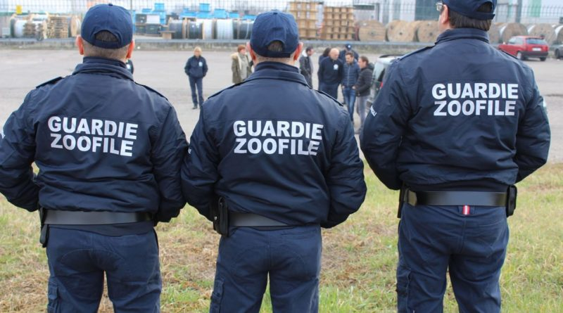 C.O.A. – ATA-PC Modena. Arrivano le Guardie Zoofile