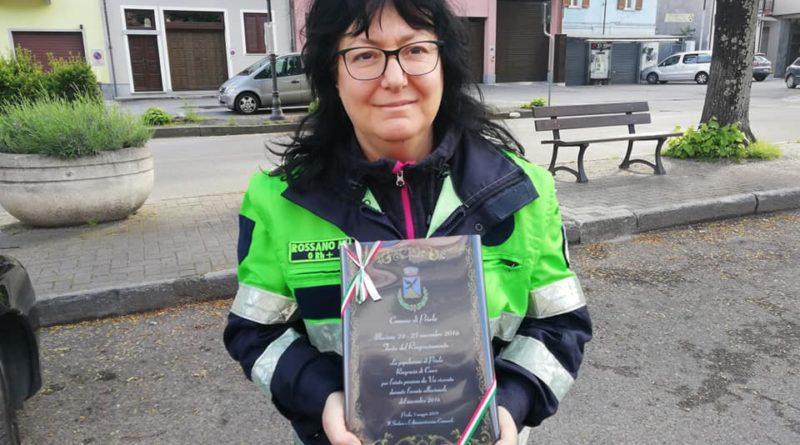 Comune del Cuneese Alluvionato nel 2016 mostra gratitudine ad ATA-PC Italia